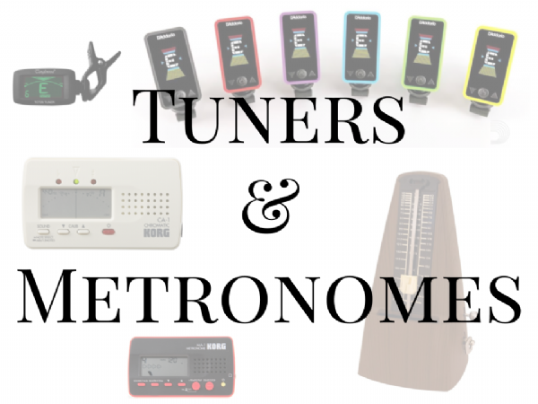 Tuners and Metronomes